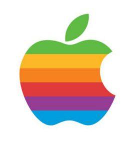 Le logo Apple est un brillant exemple de création de logo