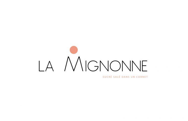 Bolectif, agence de communication globale à Marseille, a créée un logo pour l'entreprise La Mignonne