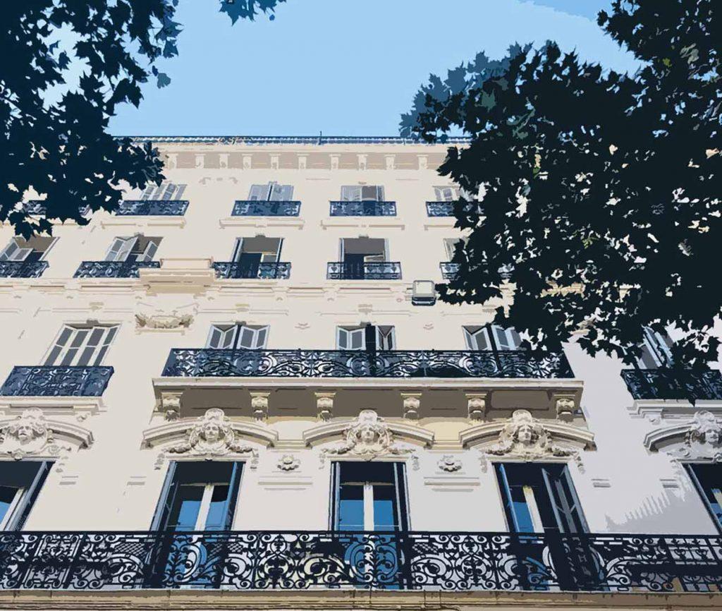Agence web création de site internet pour agence immobilière à Marseille