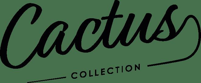 Le logo noir de Cactus Collection pour qui Bolectif a créé un site internet automobile.