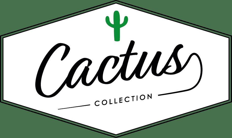 Le logo complet de Cactus Collection pour qui Bolectif a créé un site internet automobile